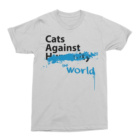 Cats Against the World T-Shirt