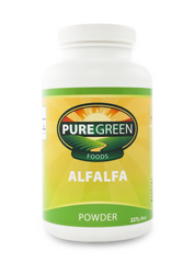 <strong> 100% ORGANIC ALFALFA POWDER (8oz) </strong>