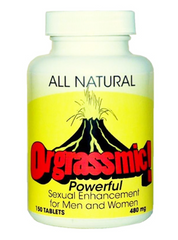 Orgrassmic Tablets | Powerful
