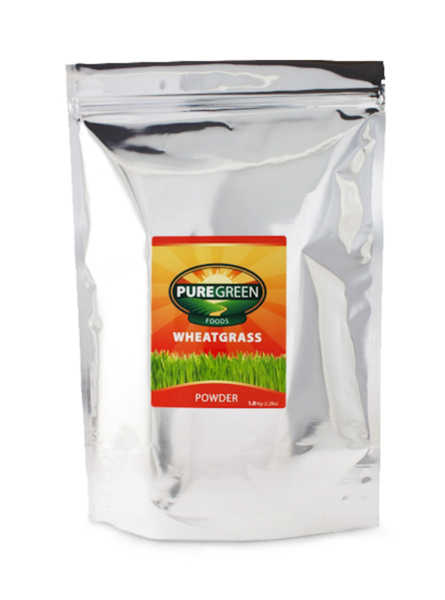 <strong>BEST VALUE <BR>100% ORGANIC WHEATGRASS POWDER (2.2 lbs / 1 kg)</strong>