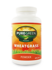 <strong>100% ORGANIC WHEATGRASS POWDER (8 oz / 227 g)</strong>