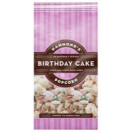 Birthday Cake Popcorn by Hammond's®