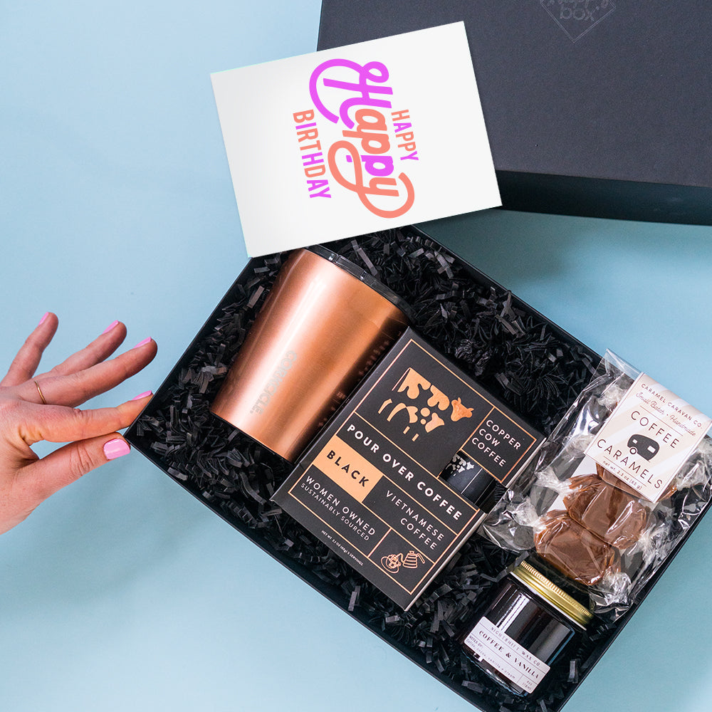 Coffee Lover's Box