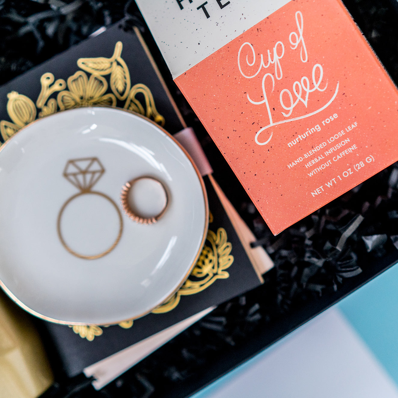 Engagement Congrats Box