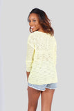 Paula V-neck Knit  Sweater