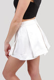 Nikki Pleated Shorts