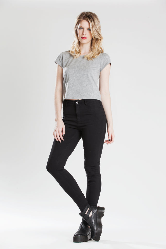 Edda  High Waisted Jeggings
