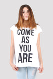 Anouk Crew Neck Tee Combo 3- Come As You Are
