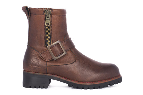 Casey - Brown - KLR Footwear Boots