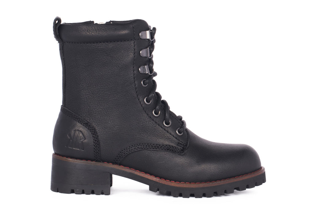 Chris - Black - KLR Footwear Boots