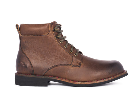 Drew - Brown - KLR Footwear Boots