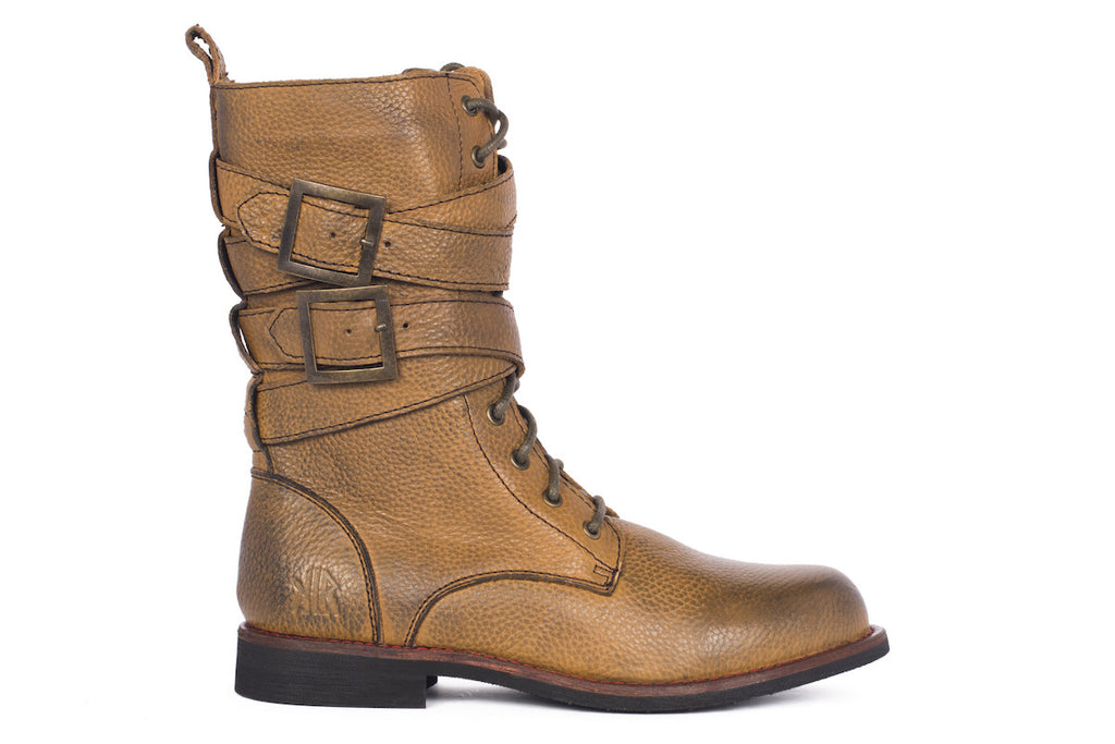 Jimi - Brown - KLR Footwear Boots
