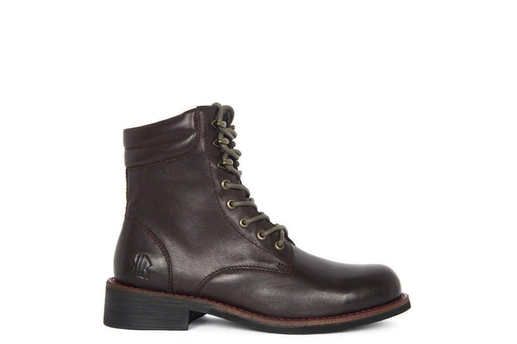 Jesse - Dark Brown - KLR Footwear Boots