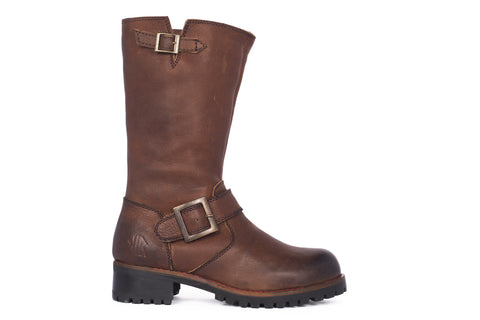 K.T. - Brown - KLR Footwear Boots