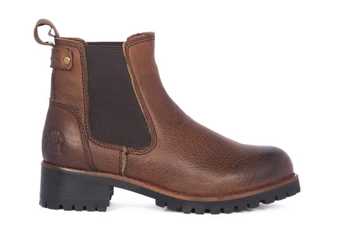 Lee - Brown - KLR Footwear Boots