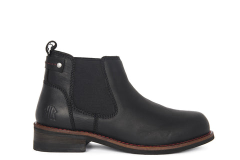 Lee Indy - Black - KLR Footwear Boots
