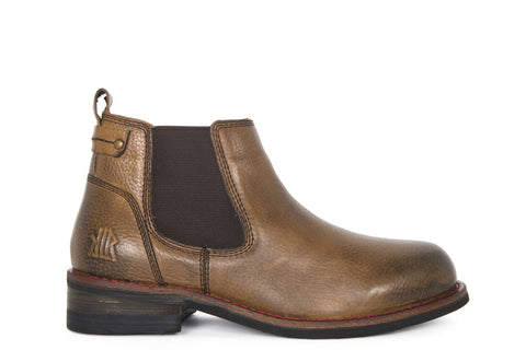 Lee Indy - Brown - KLR Footwear Boots