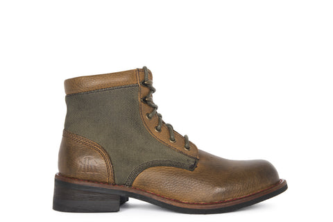 Matty Can - Brown - KLR Footwear Boots