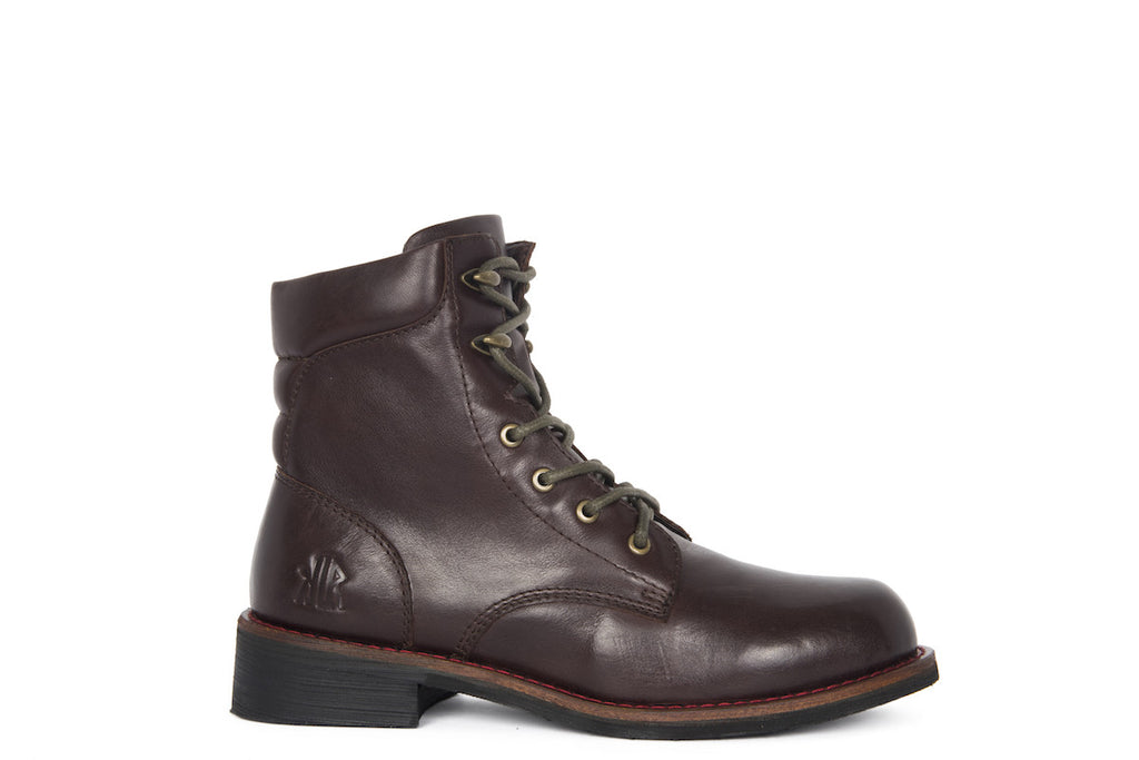 Nikki - Dark Brown - KLR Footwear Boots