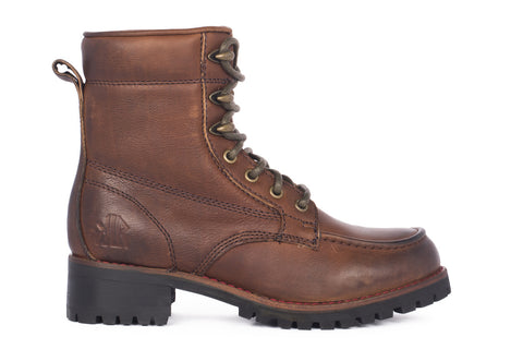Ryan Logger - Brown - KLR Footwear Boots