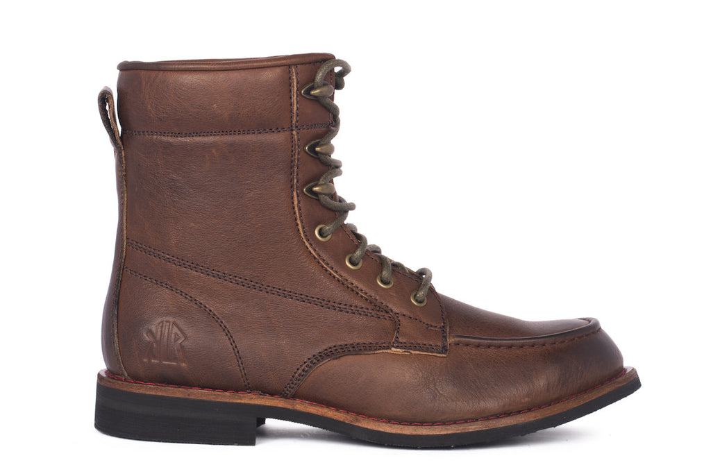 Ryan - Brown - KLR Footwear Boots