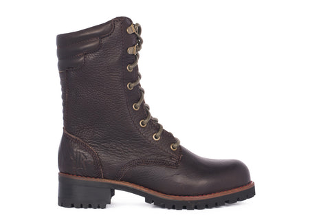 Taylor - Dark Brown - KLR Footwear Boots