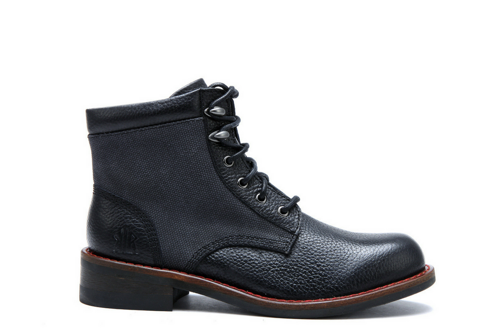 Mattty Can - Black - KLR Footwear Boots