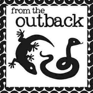 Baby Book - From the Outback by Jill Brailsford