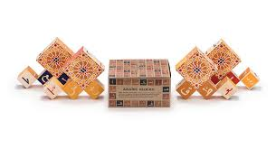 Wooden Blocks Arabic