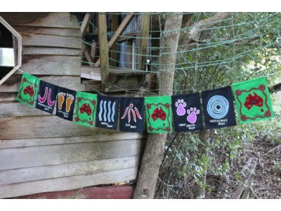 Indigenous Bunting Hunting and Gathering
