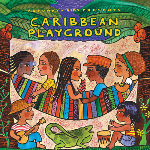 World Music Putumayo CD - Caribbean Playground