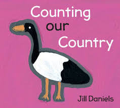 Book - Counting our Country - Jill Daniels