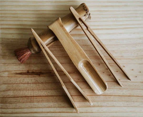 Fine Motor Tools - Bamboo