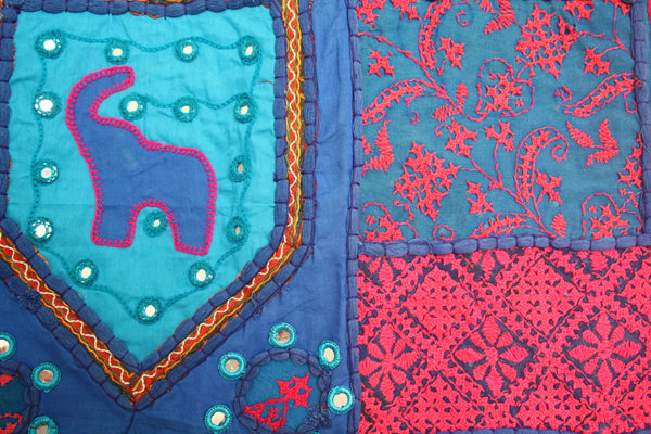 Kuchi Elephant Wall Hangings