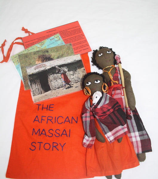 Multicultural Story Bag - Cattle Farmers - Africa