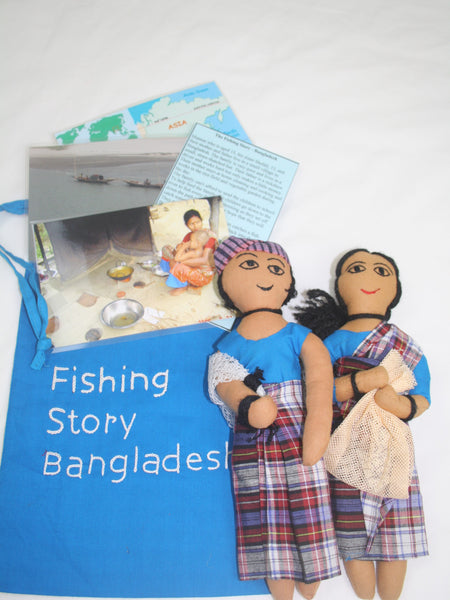 Multicultural Story Bag - Fishing - Bangladesh