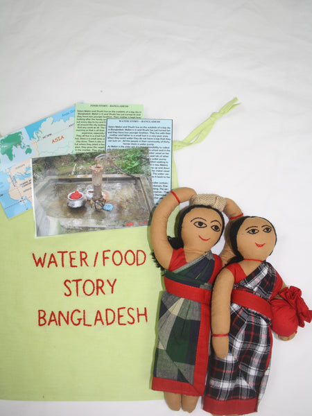 Multicultural Story Bags - Food and Water - Bangladesh