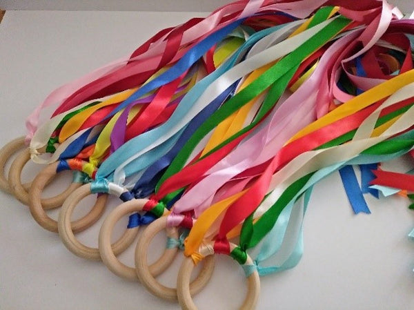 Montessori Dancing Ribbons