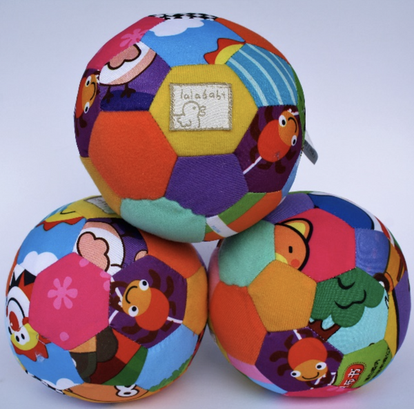 Plush Ball Rattle
