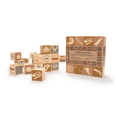 Wooden Blocks Fossils