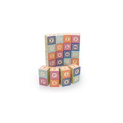 Wooden Blocks ABC Lowercase