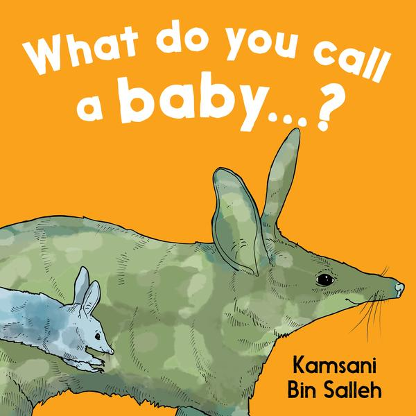 Baby Book - What do you call a baby...?