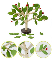 Wooden Tree Building Kit - Spring Tree