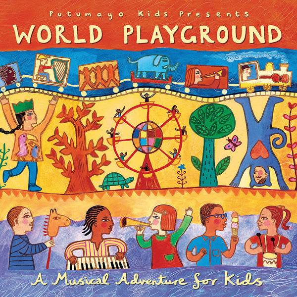 World Music Putumayo CD - World Playground