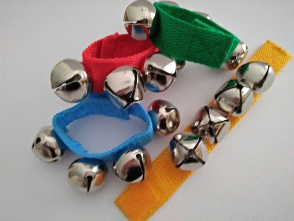 Pair of Musical Wrist Bells