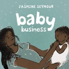 Book - Baby Business - Jasmine Seymour