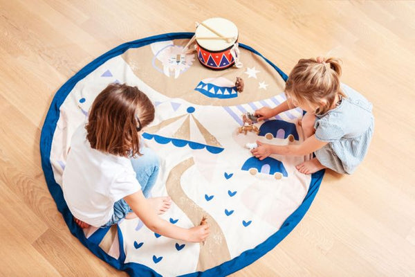Play and Go Storage/Mat - Big Top Circus