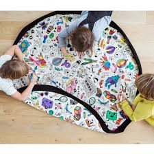 Colour My Bag - Play and Go Storage Mat/Bag