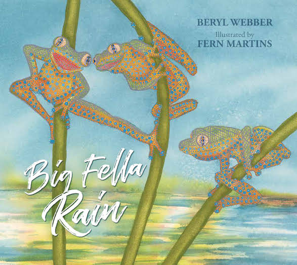 Big Fella Rain by Beryl Webber