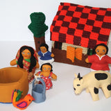 Multicultural Family Villages - Indian Family